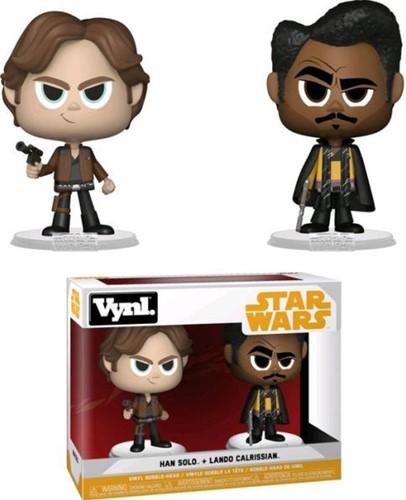 Funko Star Wars Han & Lando 2-Pack