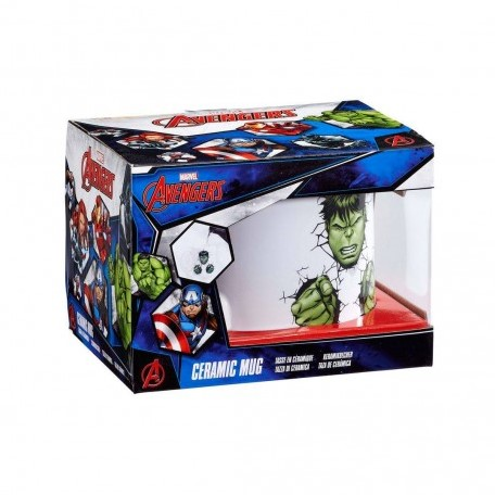 Home Marvel 20oz Becher Hulk platzen