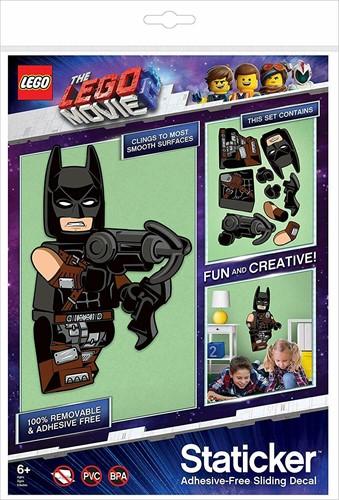 Lego the Movie 2 Batman Staticker Stickers 22x30cm