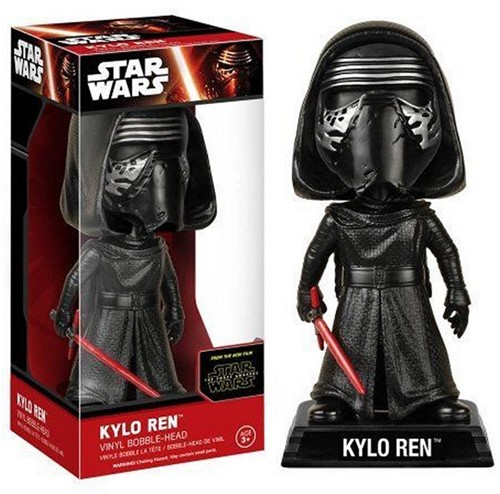 Wacky Wobbler Star Wars EP7 Kylo Ren