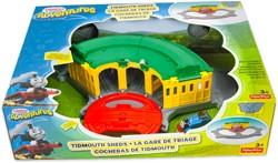Thomas & Friends Tidmouth Sheds 33x46cm