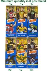Mattel Justice League Basisfiguren Superhelden assorti