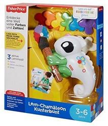 Fisher Price Lern-Chamaleon Kunterbunt 28x33cm