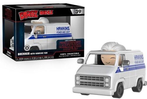 Dorbz Ridez ST Brenner & Hawkins Van