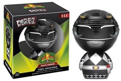 Dorbz Power Rangers Black Ranger
