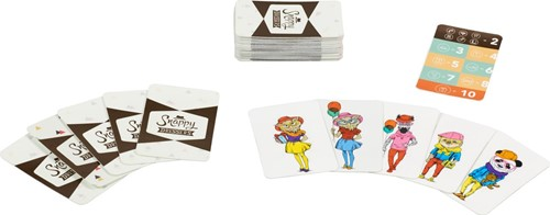 Snappy Dressers Cardgame
