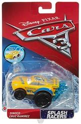 Disney Cars 3 Splash Racers Dinoco Cruz Ramirez 14x21cm