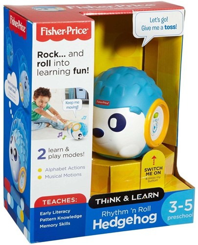Fisher-Price Rhythm 'N Roll Hedgehog (UK)