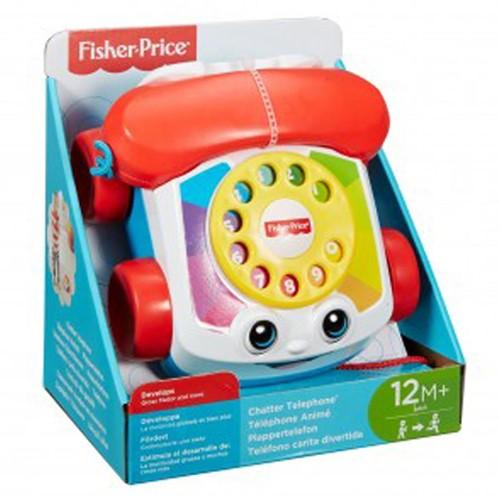 Fisher Price Telefoon trekfiguur