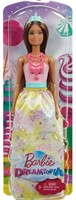 Barbie Dreamtopia Bonbon Prinses brunette