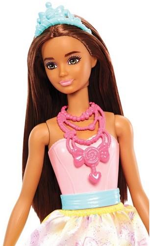 Barbie Dreamtopia Bonbon Prinses brunette-3