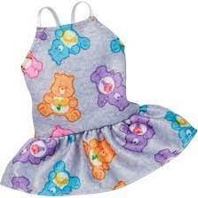 Barbie Care Bears kledingset assorti