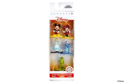 Disney Nano Metalfigs 5-Pack 7x20cm Serie 2