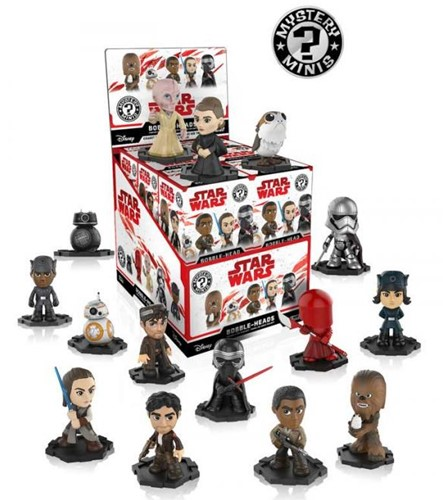 Mystery Mini Star Wars EP8 CDU 12