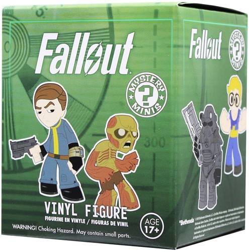 Mystery Minis Fallout assorti in display 7,5x9cm-2