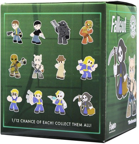 Mystery Minis Fallout assorti in display 7,5x9cm-3