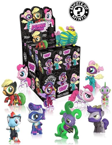 Funko Mystery Mini My Little Pony CDU12