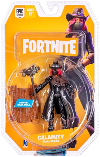 "Fortnite Figuur Solo Mode Calamity 4""/10cm"