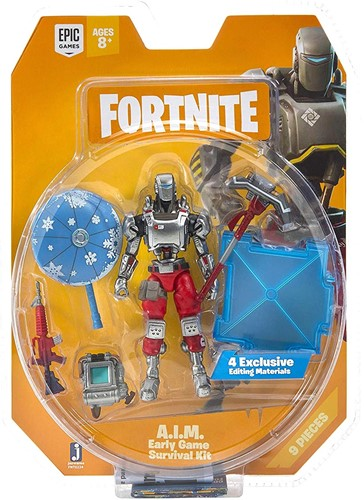Fortnite Figuur The Visitor Early Game Survival Kit 18x25cm