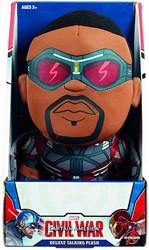 Marvel Plush Talking Civil War Falcon 23cm