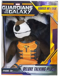 Marvel Guardians of the Galaxy Talking Plush Rocket 40cm
