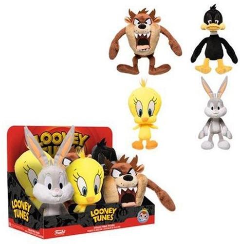 Funko Plush Looney Tunes 4 assorti in display (6) 18cm