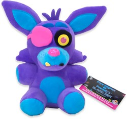 Funko Plush Five Nights at Freddy's Foxy Blacklight Ppl