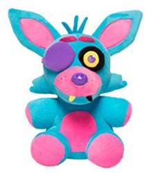 Funko Plush Five Nights at Freddy's Foxy Blacklight Blue