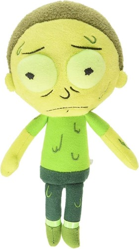 Funko Galactic Plushies Rick & Morty Morty 20cm