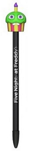 Funko Pen Toppers FNAF Blacklight Cupcake Single