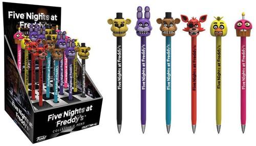 POP! Pen Toppers Five Nights At Freddy CDU 16