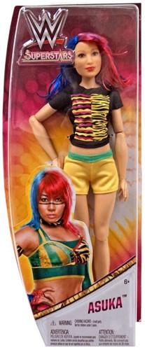 WWE Superstars Asuka 30cm