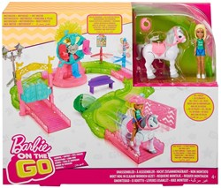 Barbie on the Go Motorized Carnaval 32x38cm