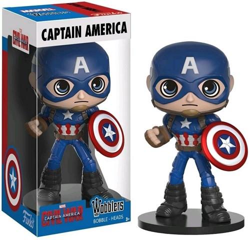 Wobbler Captain America