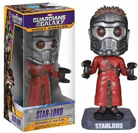 Wacky Wobbler Guardians of the Galaxy Star-Lord