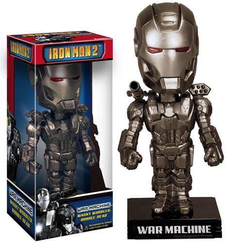 Wacky Wobbler Iron 2 War Machine