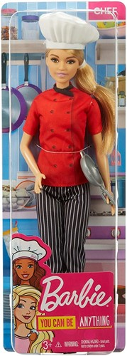 Barbie You can be Anything 60th Anniversary Kok 9x31cm