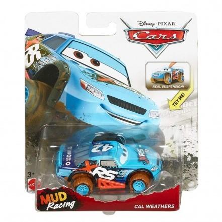 Disney Cars XRS Mud Racing Cal Weathers