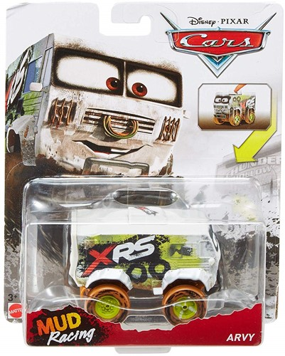 Disney Cars XRS Mud Racing Arvy