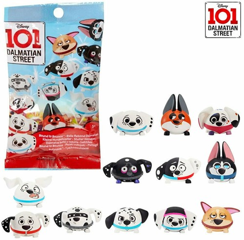 Blind Bag 101 Dalmatiers verzamelfiguur assorti in display (36)