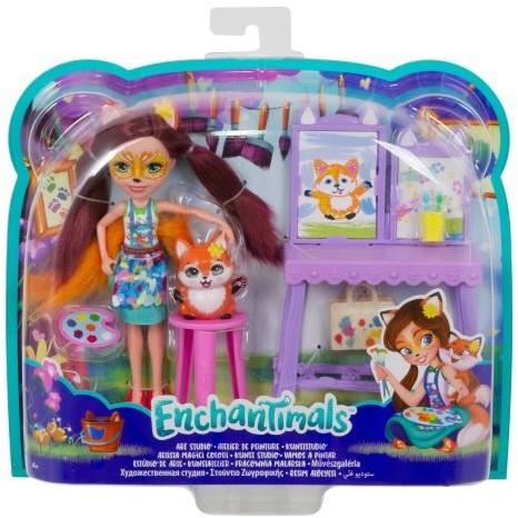 Enchantimals Art Studio 20x23cm