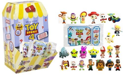Blind Bag Toy Story 4 verzamelfiguur assorti in display (36)