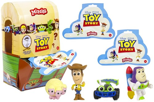 Mattel Disney Toy Story minifiguren Blind bag assorti in display serie A