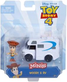 Mattel Disney Toy Story Minis Woody + RV