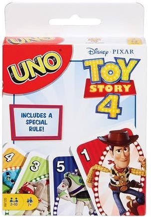 UNO Toy Story 4 Kaartspel