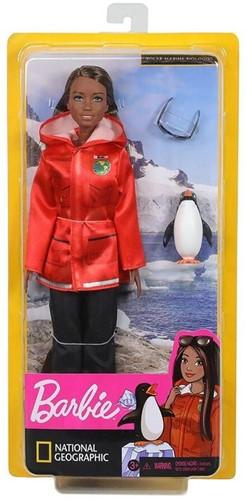 Barbie National Geographic Pop Polar en Bioloog
