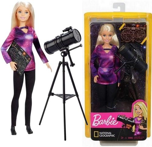 Barbie National Geographic Pop Astofysicus