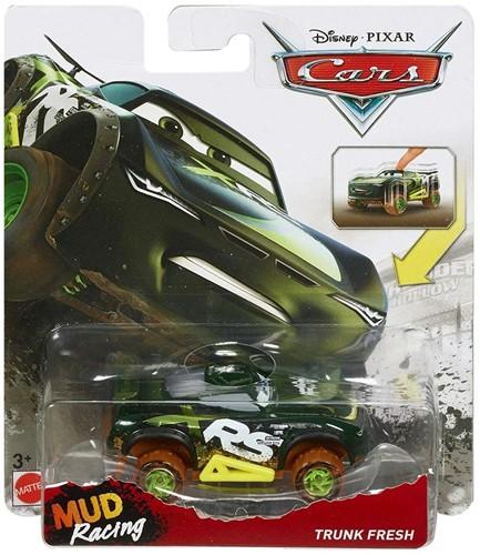 Disney Cars XRS Mud Racing Trunk Fresh