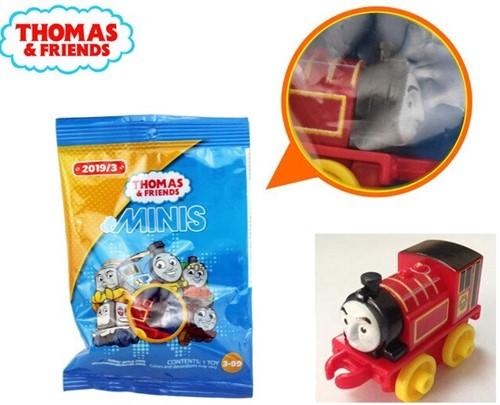 Blind Bag Thomas & Friends Minis verzamelfiguur assorti in display 5cm Series 3