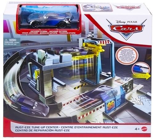 Disney Cars Rust-Eze Racing Center 25x25cm